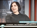 Transatlantic & Caucasus Studies Institute director Ziba Norman, guest on Press TV